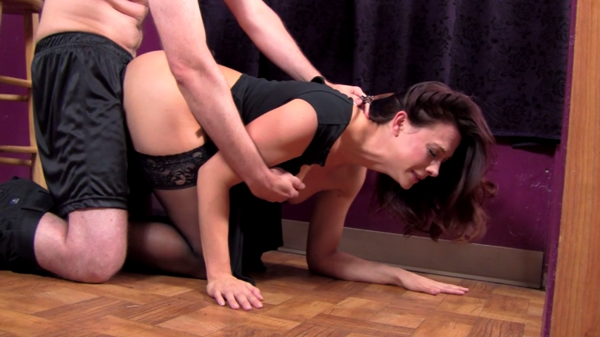 Wife finally gives up her ass to lover - 3 part 4