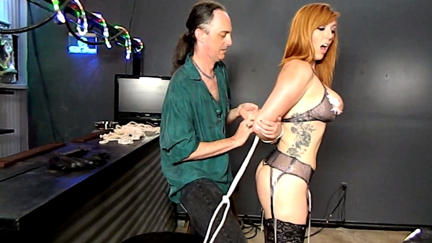 Multiple orgasms for hot mom - 3 part 1